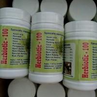 Herbiotic -100 Obat Nyeri Sendi Asam Urat Herbal Herbiotik