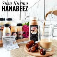 Nabeez HaNabeez / Air Rendaman Kurma / Susu Kurma / Asi Booster -