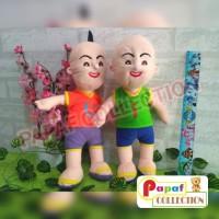 Boneka Upin & Ipin sepasang