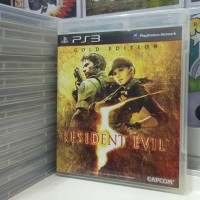 Game PS3 - Resident Evil 5 Gold Edition - second - reg 3