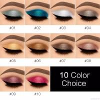 SACE LADY Eyeshadow Glitter Liquid Shimmer Tahan Lama Anti Air ORI
