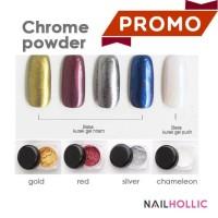 nail chrome powder / nail mirror powder / nail art