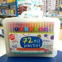 Crayon Pascola Oil Pastel 72 warna