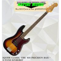 Squier Classic Vibe `60s Precision Bass - 3-Tone Sunburst