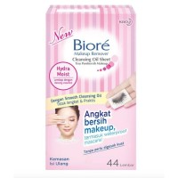 BIORE Makeup Remover Cleansing Oil Sheet Tisu Pembersih Make Up
