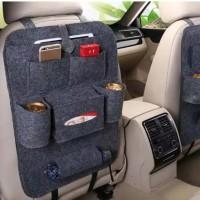 NEW 2017 Car Seat Organizer Tas Mobil Organizer Multifungsi Blkg Jok