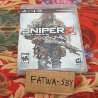 Kaset BD PS3 Sniper 2 Ghost Warrior