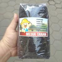 MEDIA TANAM 1KG Daun Teh Tanah Pupuk kandang Kompos Bakteri penyubur