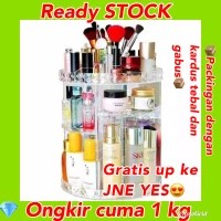 Rak kosmetik 360 / Rak Organizer / Acrylic make up