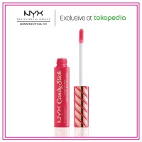 NYX Professional Makeup Candy Slick Glowy Lip Color 2 Watermelon Taffy