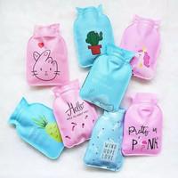 Kantong Kompres Panas Dingin Karakter, aman untuk bayi / Hot Water Bag