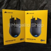 Corsair Harpoon RGB PRO FPS MOBA Gaming Mouse Garansi Resmi 2 Tahun