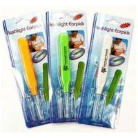 Korek Kuping Bayi Pembersih Telinga LED Earpick Flashlight - TS