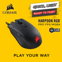 Corsair Gaming Harpoon RGB PRO