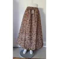 TERBARU Rok panjang rempel / rok batik susun MURAH