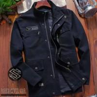 Jaket parka civil war-jaket parka pria keren