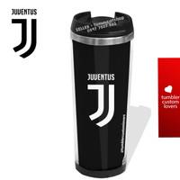 Tumbler stainless botol minum custom Club Bola JUVENTUS