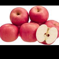buah apel fuji premium jus fresh segar
