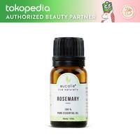 Eucalie 100% Pure Essential Oil 10ml - ROSEMARY / minyak esensial