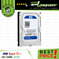 WDC 6TB SATA3 64MB - Blue - WD60EZAZ - Garansi 2 Th