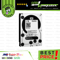 WDC 2TB SATA3 64MB - Black - WD2003FZEX - Garansi 5 Th