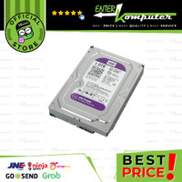 WDC Purple 1TB For CCTV 24 Hours - WD10PURZ - Garansi 3 Th