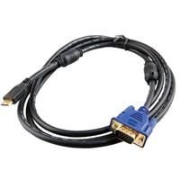 Kabel Mini HDMI To VGA Tanpa Audio