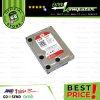 WDC 2TB SATA3 64MB - Red - WD20EFAX (For NAS) - Garansi 3 Th