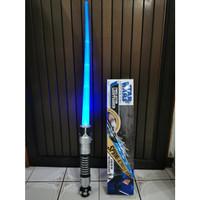 Mainan Pedang Starwars Lightsaber sound n light