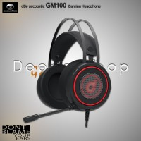 dBe dbE accoustic GM100 Gaming Headset Headphone