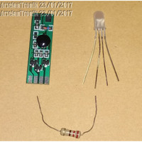 Kit LED RGB Driver Modul NL06C Common Cathode