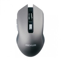 REXUS Gaming Mouse Wireless RX-110 Silver