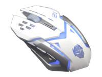 REXUS Gaming Mouse Xierra X6 White
