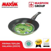 20 cm HALAL CERTIFIED Teflon Non-Stick Coated FryPan MAXIM | HALANIA
