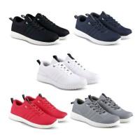 Dream Sepatu Kets Sneakers Kasual Pria Kanvas - Multi