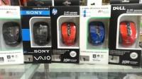 Makmur Jaya! Mouse Wireless 2.4g Dell,hp,acer,lennovo Dan Sony