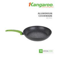 Fry pan-Teflon-Wajan-Panci Kangaroo KG912L Marble Anti Lengket