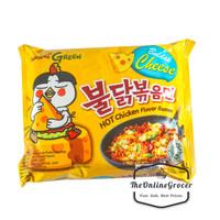 Samyang Green Hot Chicken Ramen Cheese 140gr