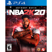 PS4 NBA 2K20 (Region 3/Asia/English)
