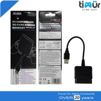 Converter USB Single Stik stick PS2 ke PS3 PC