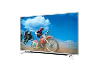 TERBARU Led TV Sharp 40 Inch Putih ( White ) Type LC-40LE185I-WH USB