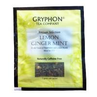 Gryphon Artisan Tea /Gryphon Tea Lemon Ginger Mint / Teh Jahe Gryphon