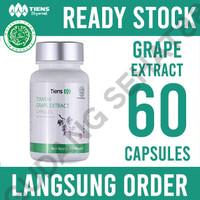 Tiens / Tianshi Grape Extract (Vigor) isi 60 Kapsul