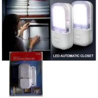 LED Automatic Closet Light Lampu Lemari Otomatis Y Aman AE387