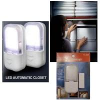 Lampu Otomatis untuk Lemari LED YL-358 Automatic L Aman AE3871