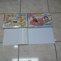 Buku Gambar A4 Kiky - Drawing Book A4 Kiky