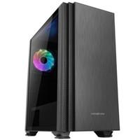 Casing PC ABKO CRONOS 750 - ATX, Full Side Acrylic Panel
