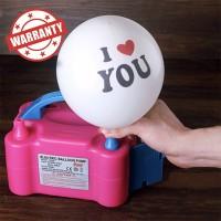 JE Mesin Pompa Tiup Balon Elektrik Youmay Y73005 Balloon Pump Mesin