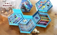 Jual SPECIAL Crayon Set 4 in 1 MEWARNAI PINSIL WARNA PASTA COLOUR