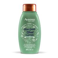 Aveeno Fresh Greens 2in1 Shampoo Conditioner Refresh Thicken 354ml